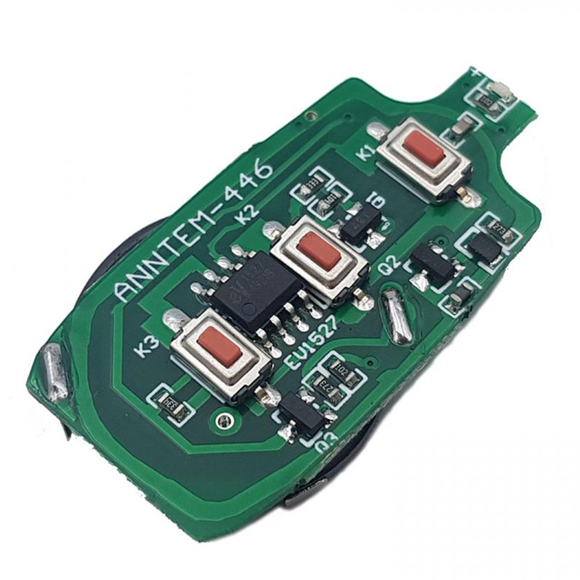 Remote RF 433Mhz 3 kênh hiệu Anntem EV1527