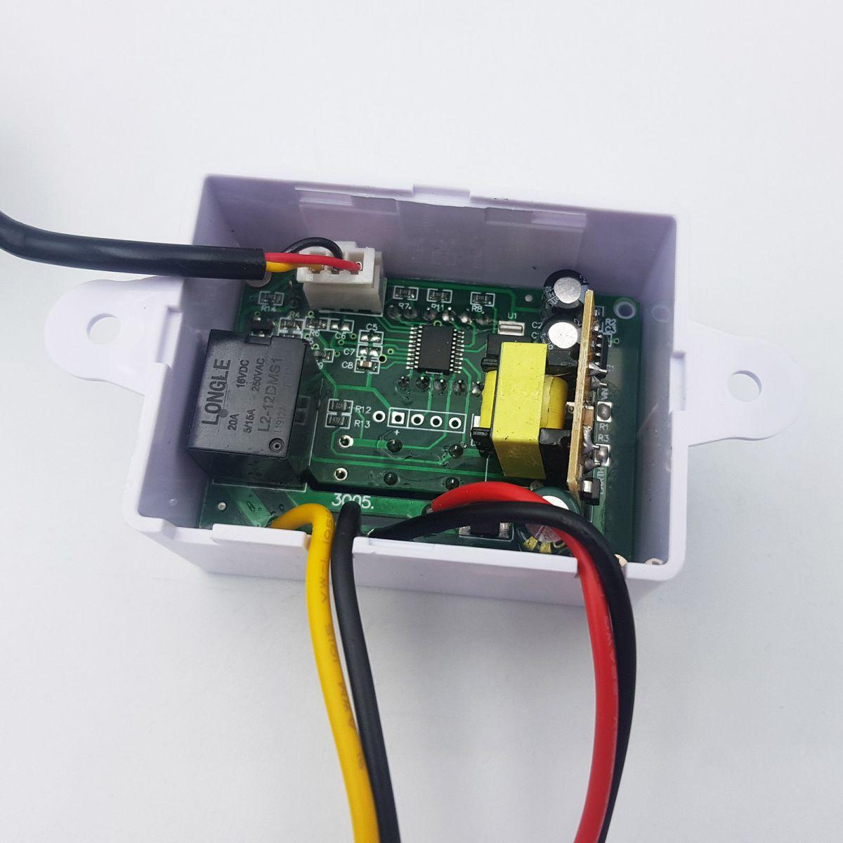 Bộ khống chế độ ẩm XH-W3005 220V 1500W
