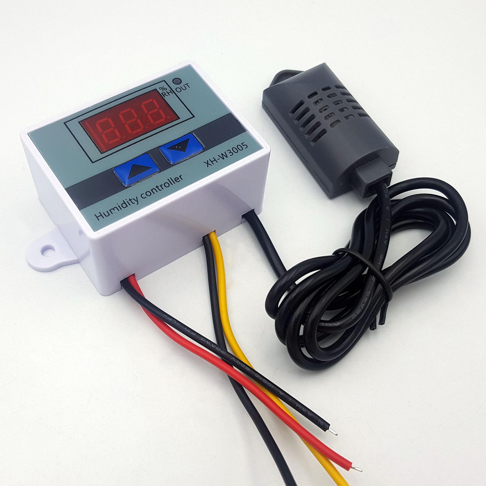 Bộ khống chế độ ẩm XH-W3005 24VDC 240W