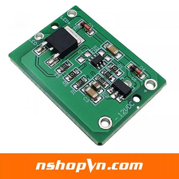 Cảm ứng 1 chạm điện dung TTP223 12VDC