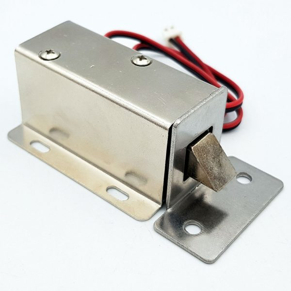 Khóa chốt điện từ LY-03 24VDC tiết kiệm năng lượng