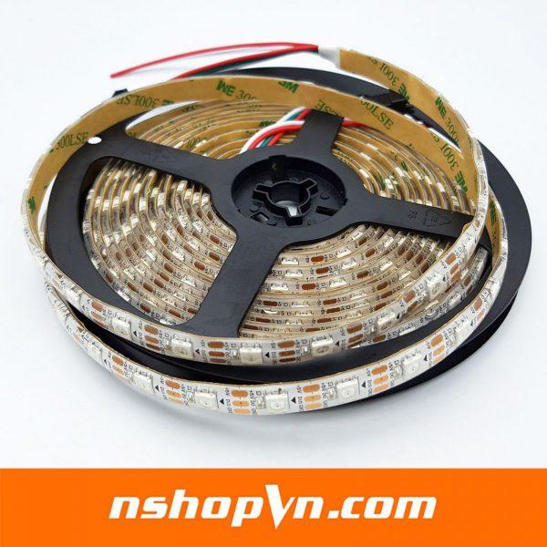Led dây WS2812 5050 phủ epoxy 5VDC 1m 60 bóng