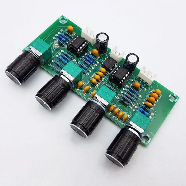 Mạch điều chỉnh âm sắc XH-A901 NE5532P