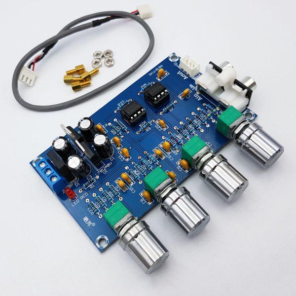 Mạch điều chỉnh âm sắc XH-M164 NE5532P