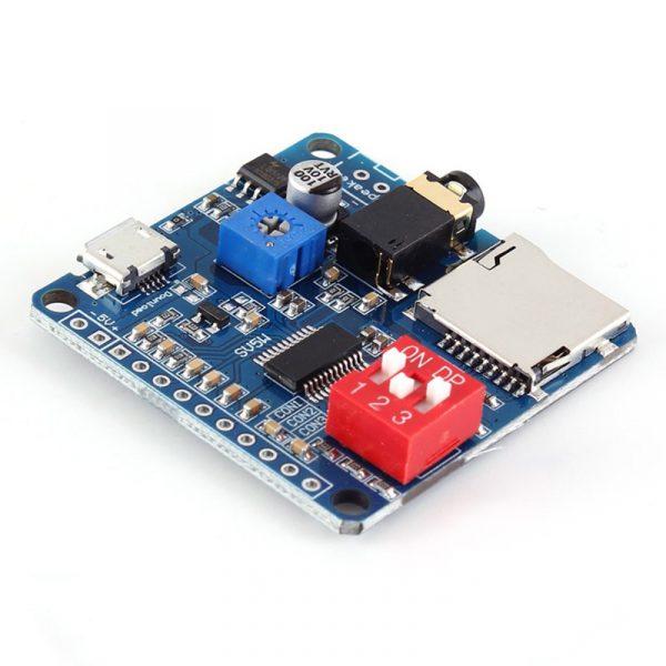 Module phát âm thanh MP3 DY-SV5W