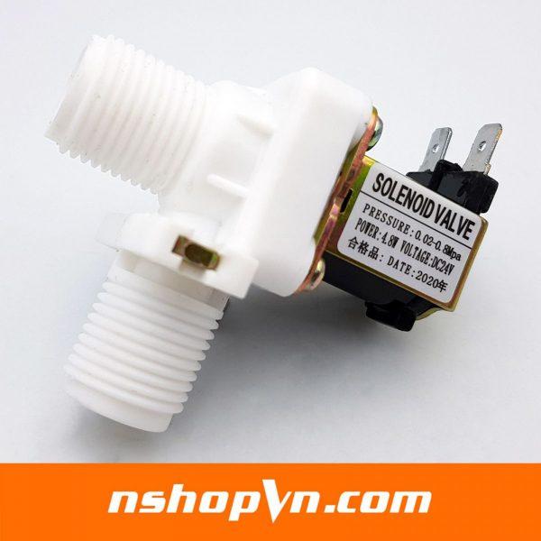 Van điện từ 24VDC - Van nước điện từ 24 VDC ( Solenoid Valve )