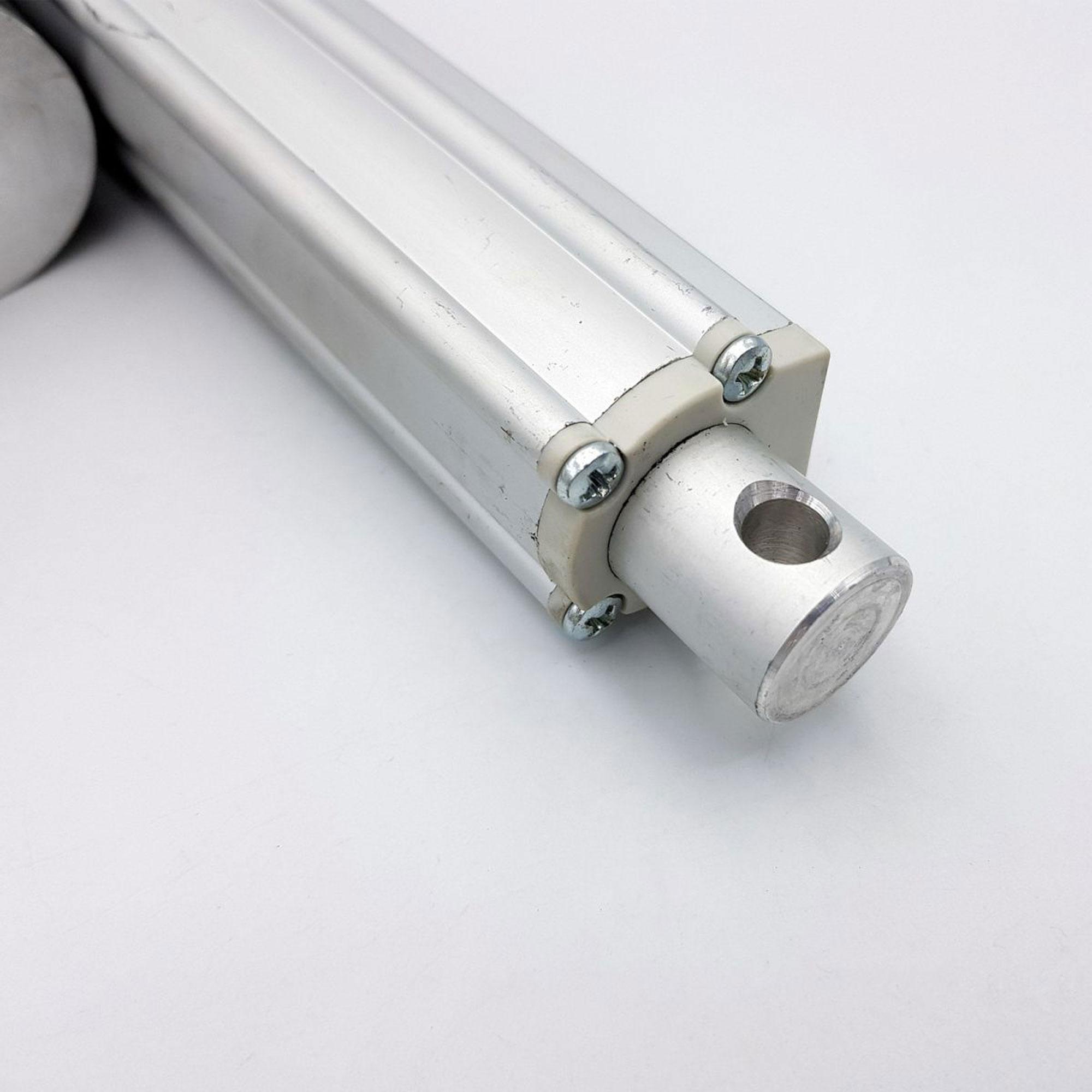 Phần đầu Xi lanh điện 24V có lực nâng 1500N