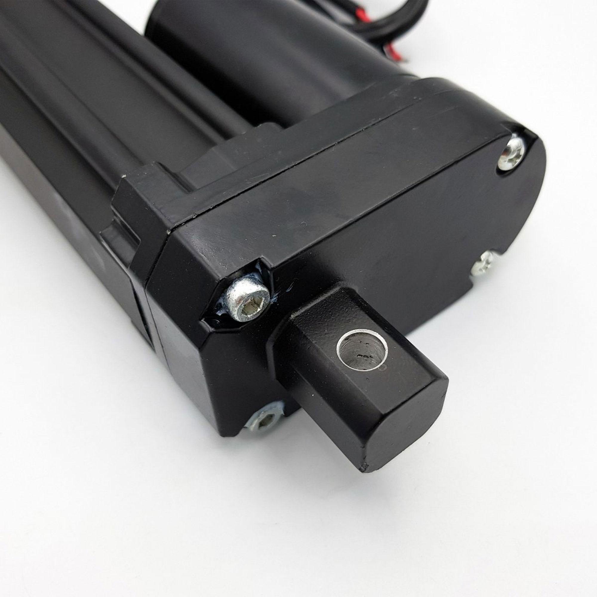 Phần chân Xi lanh điện 24V có lực nâng 2500N
