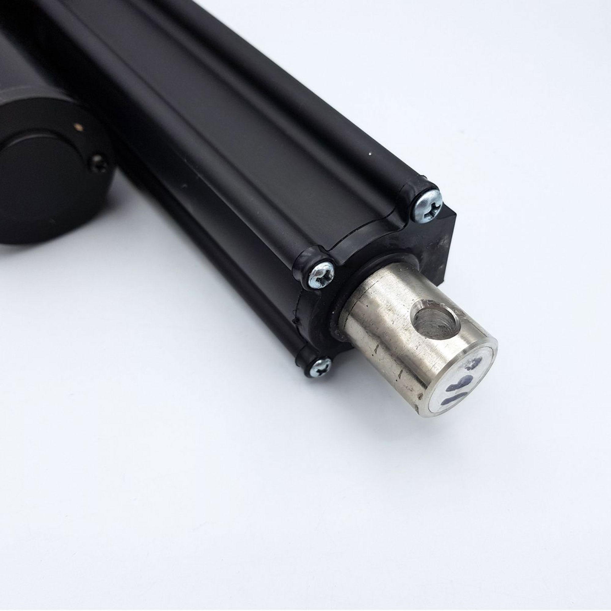 Phần đầu Xi lanh điện 24V có lực nâng 2500N