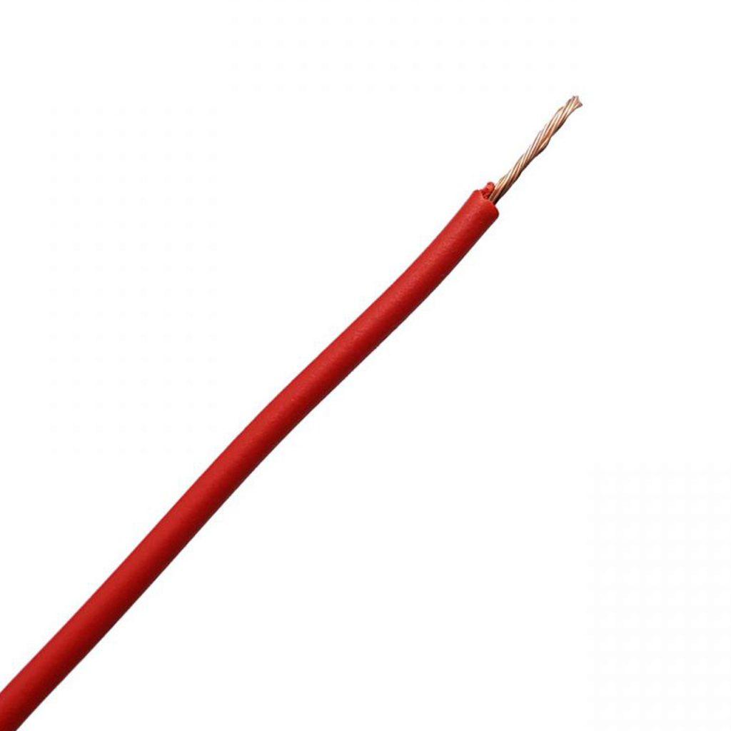 dây điện 18 VN màu đỏ
