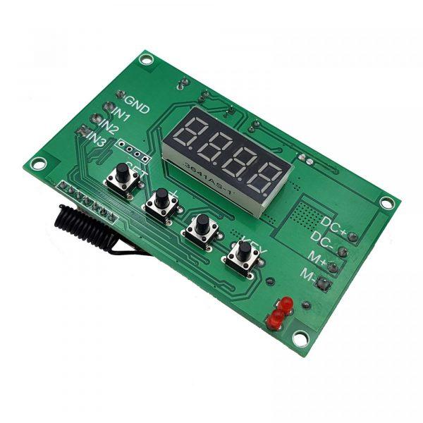 Mạch điều khiển động cơ DC từ xa 7-24VDC đa năng
