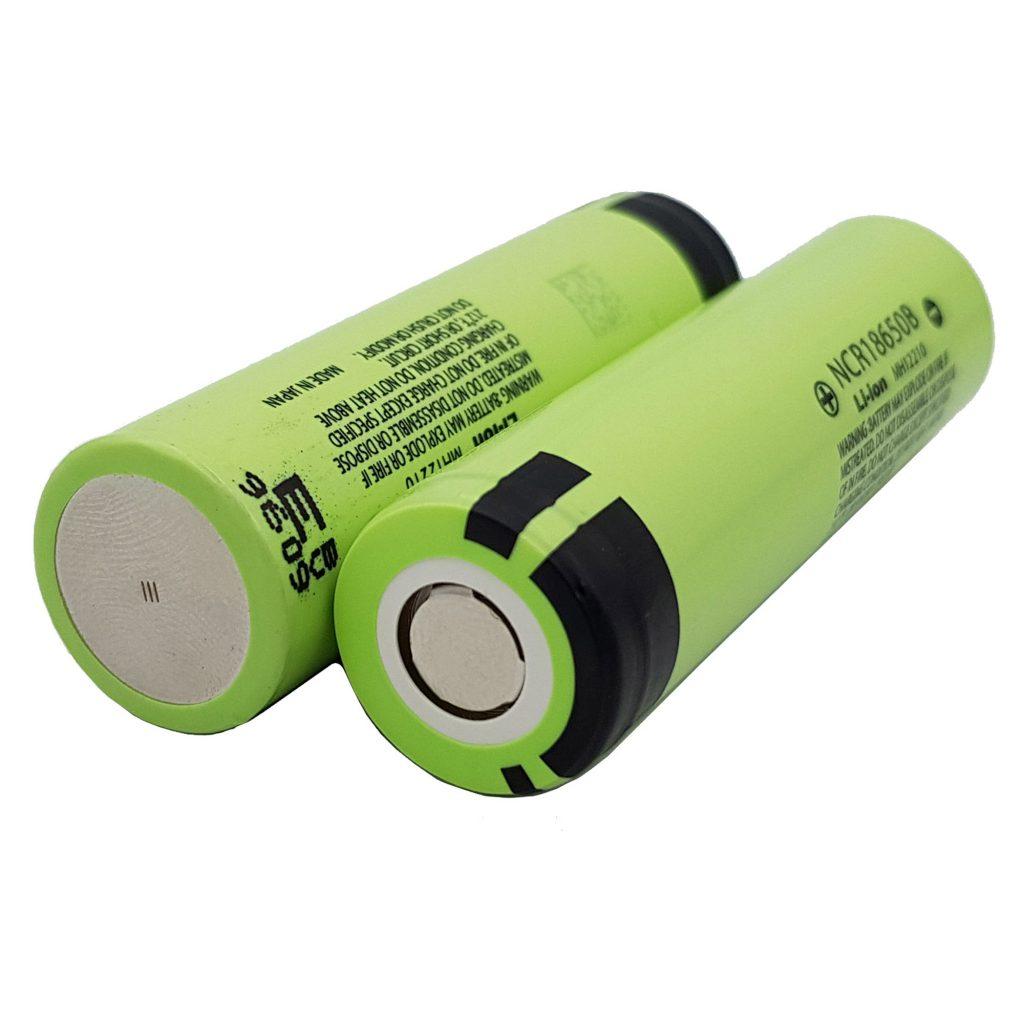 Pin cell Li-on NCR18650B 3400mAh