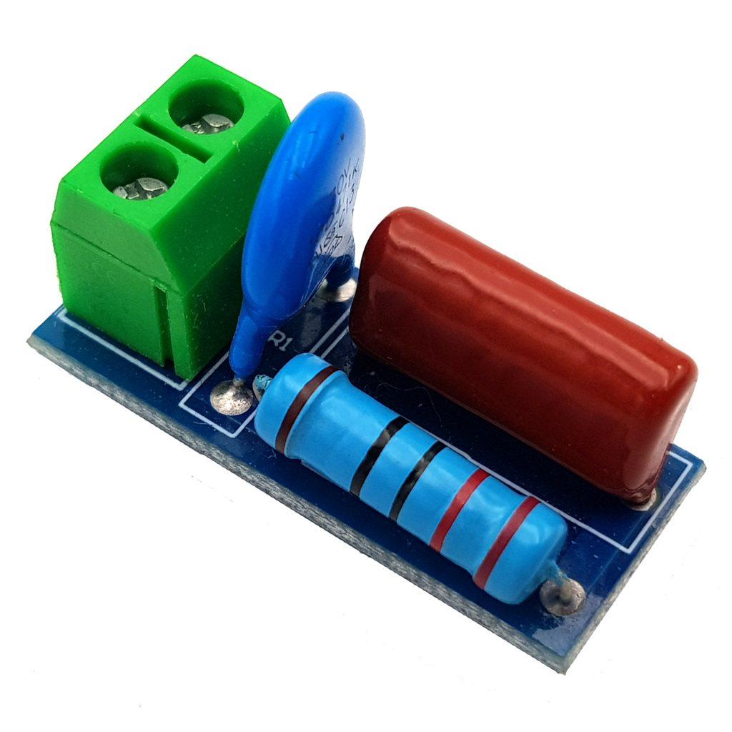 Mạch chống nhiễu điện từ, bảo vệ tiếp điểm LC Technology