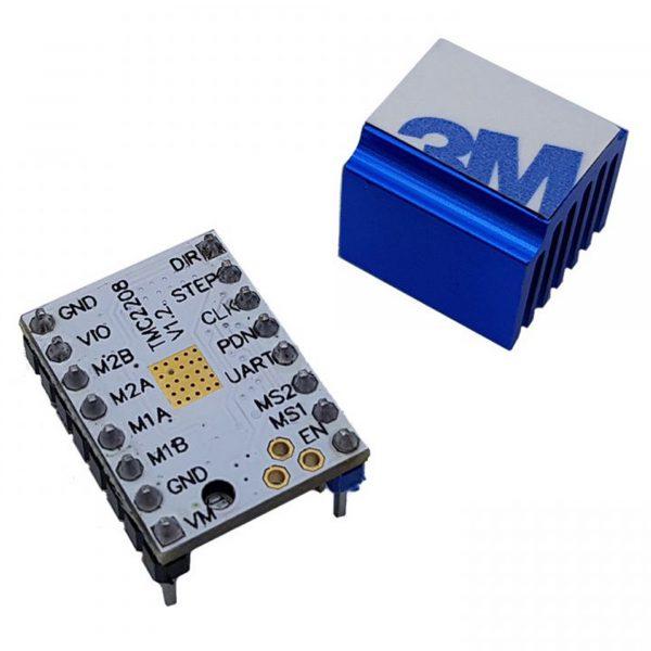 Mạch điều khiển động cơ bước TMC2208 V1.2