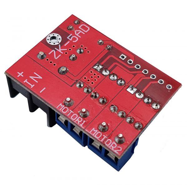 Mạch điều khiển động cơ DC L298N 5A mở rộng điều khiển từ xa được