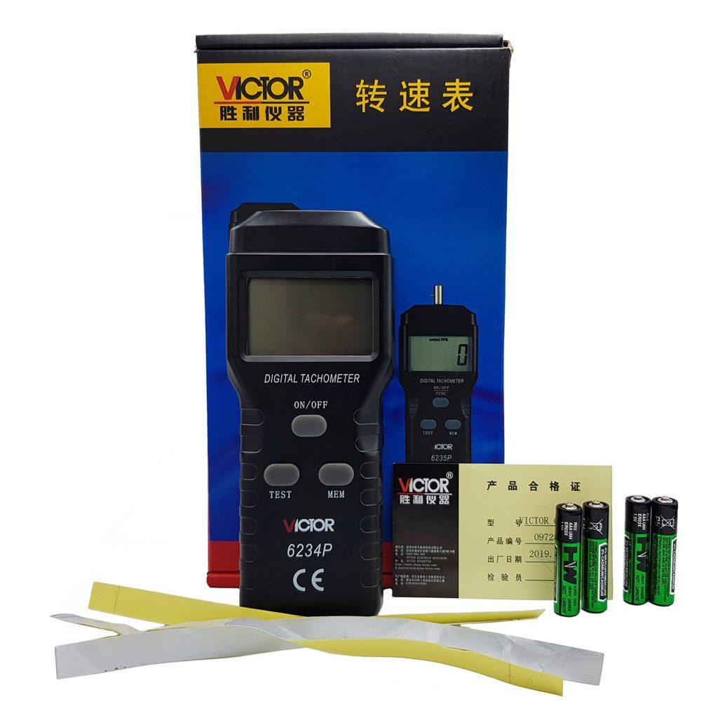 Máy đo tốc độ động cơ Laser VICTOR 6234P