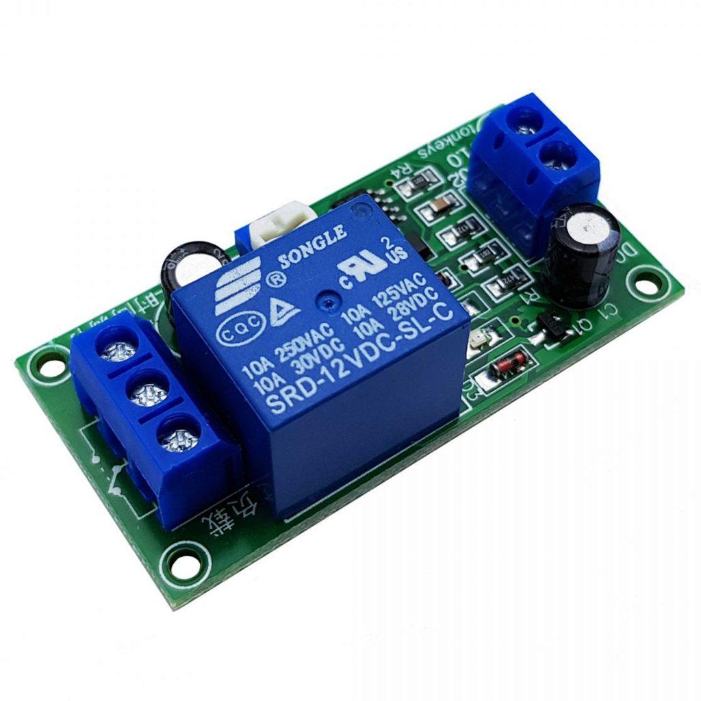 Module Relay Tạo Trễ 0-60s Songle QF-RD02 V1.0