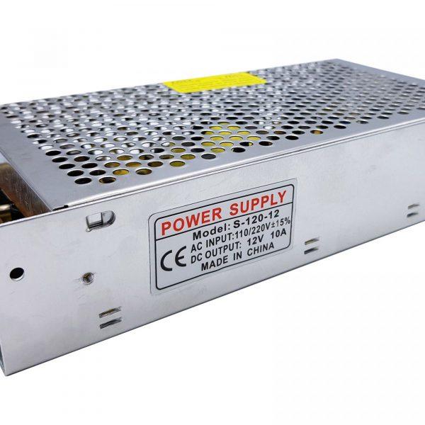 Nguồn tổ ong 12V 10A Power Supply