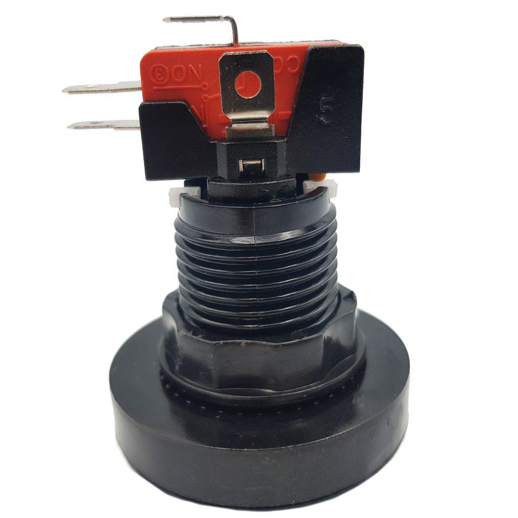 Nút nhấn điều khiển trò chơi 33mm màu đỏ