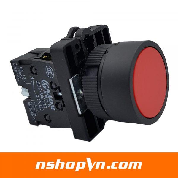 Nút nhấn XB2-EA42 ZB2-BE102 thường đóng màu đỏ