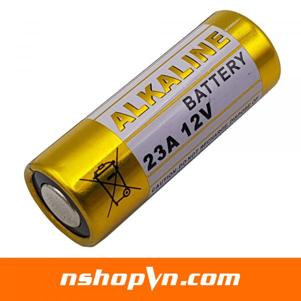 Pin Alkaline 12V 23A