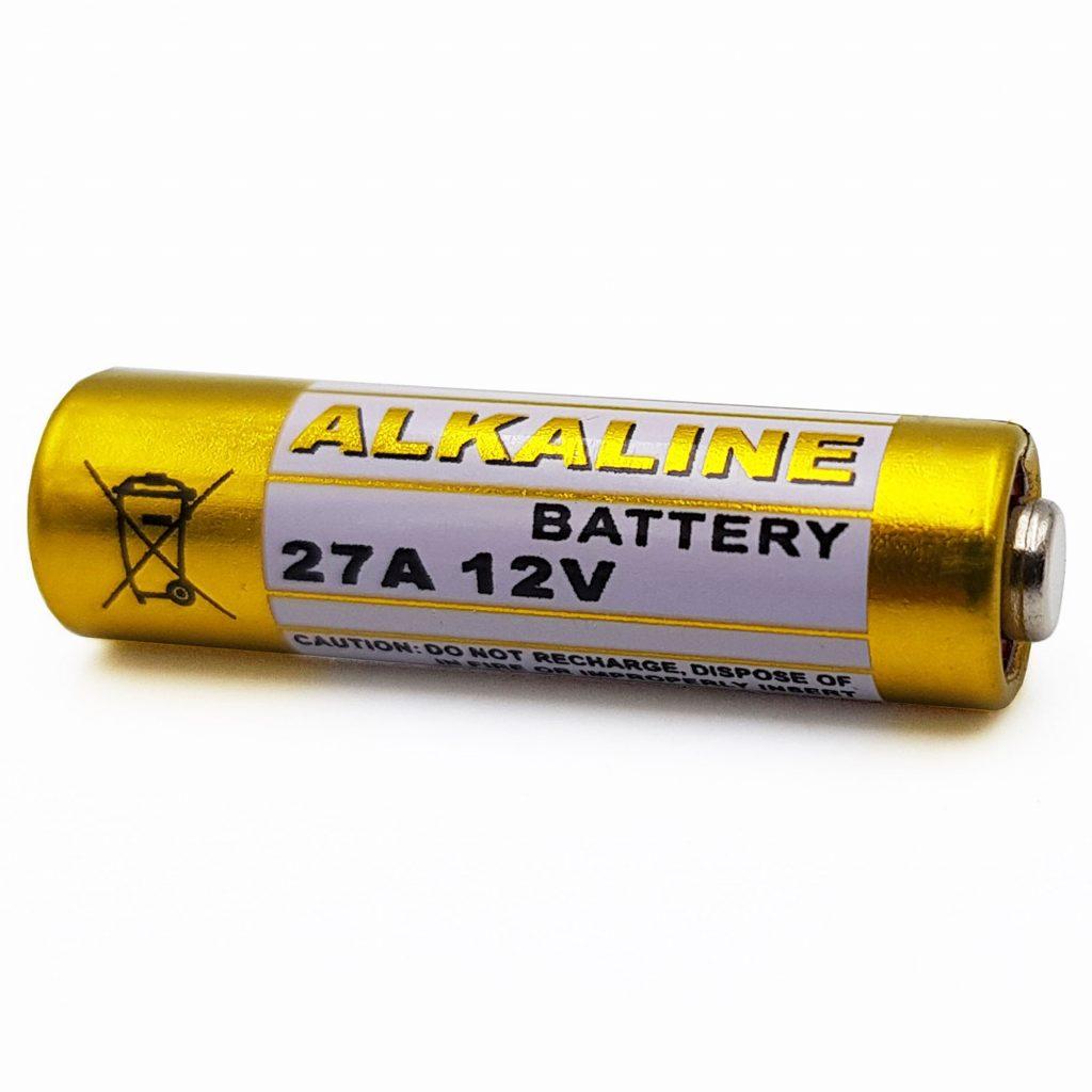 Pin Alkaline 12V 27A