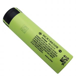 Pin cell Li-on NCR18650B 3400mAh