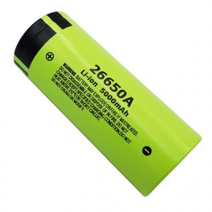 Pin cell Li-on NCR26650A 5000mAh