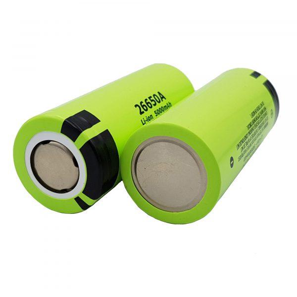 Pin cell Li-on NCR26650A 5000mAh