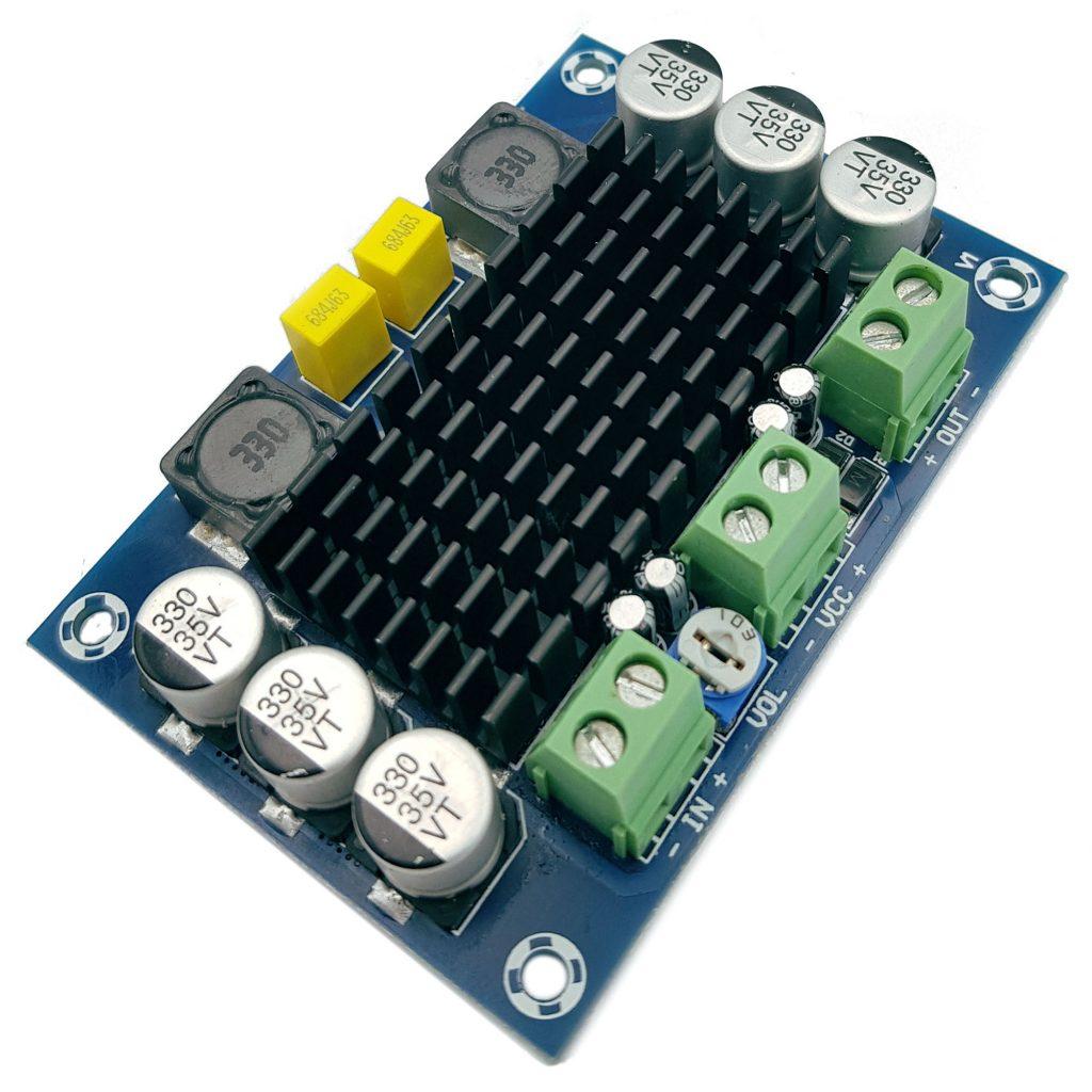 Mạch khuếch đại âm thanh Mono TPA3116D2 XH-M542 100W