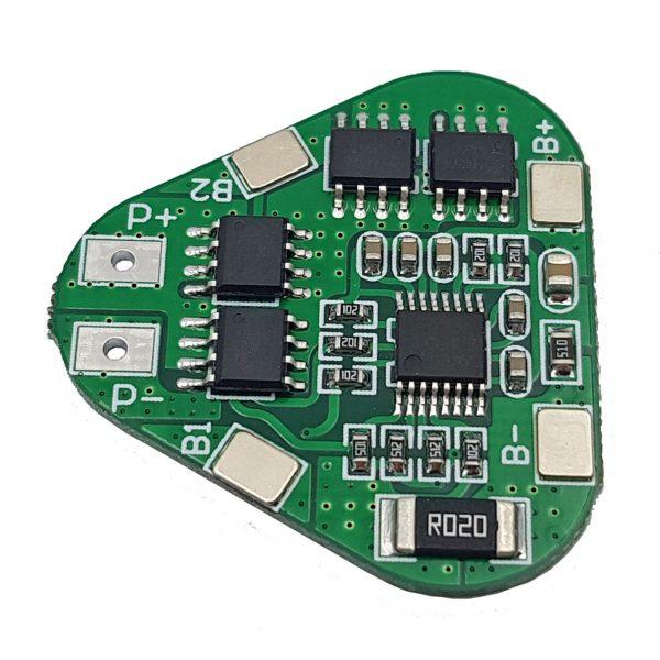 Mạch sạc và bảo vệ pin 3s 12.6V HX-3s-03
