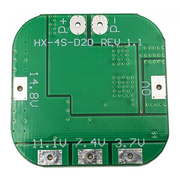 Mạch sạc xả và bảo vệ pin 4s HX-4S-D20