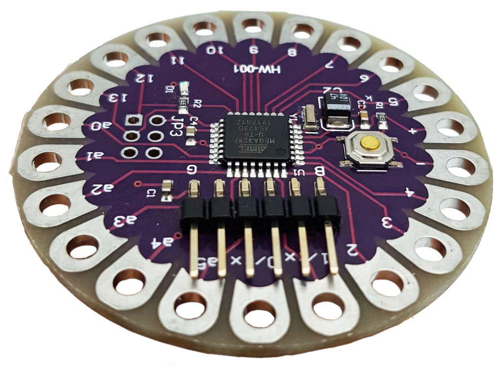 Arduino LilyPad ATmega328P 16M