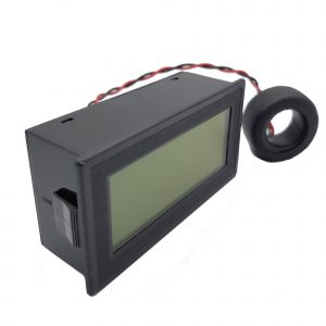 Đồng hồ hiển thị điện áp, tần số, năng lượng đa năng AC 100A YB5140DM - CT tròn
