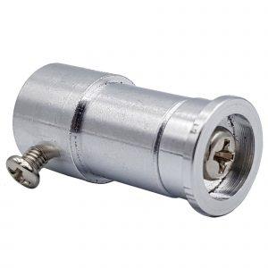 Khớp nối bánh xe Omni, Mecanum với trục động cơ 5mm