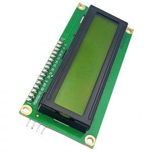 LCD 1602 kèm module I2C màu xanh lá