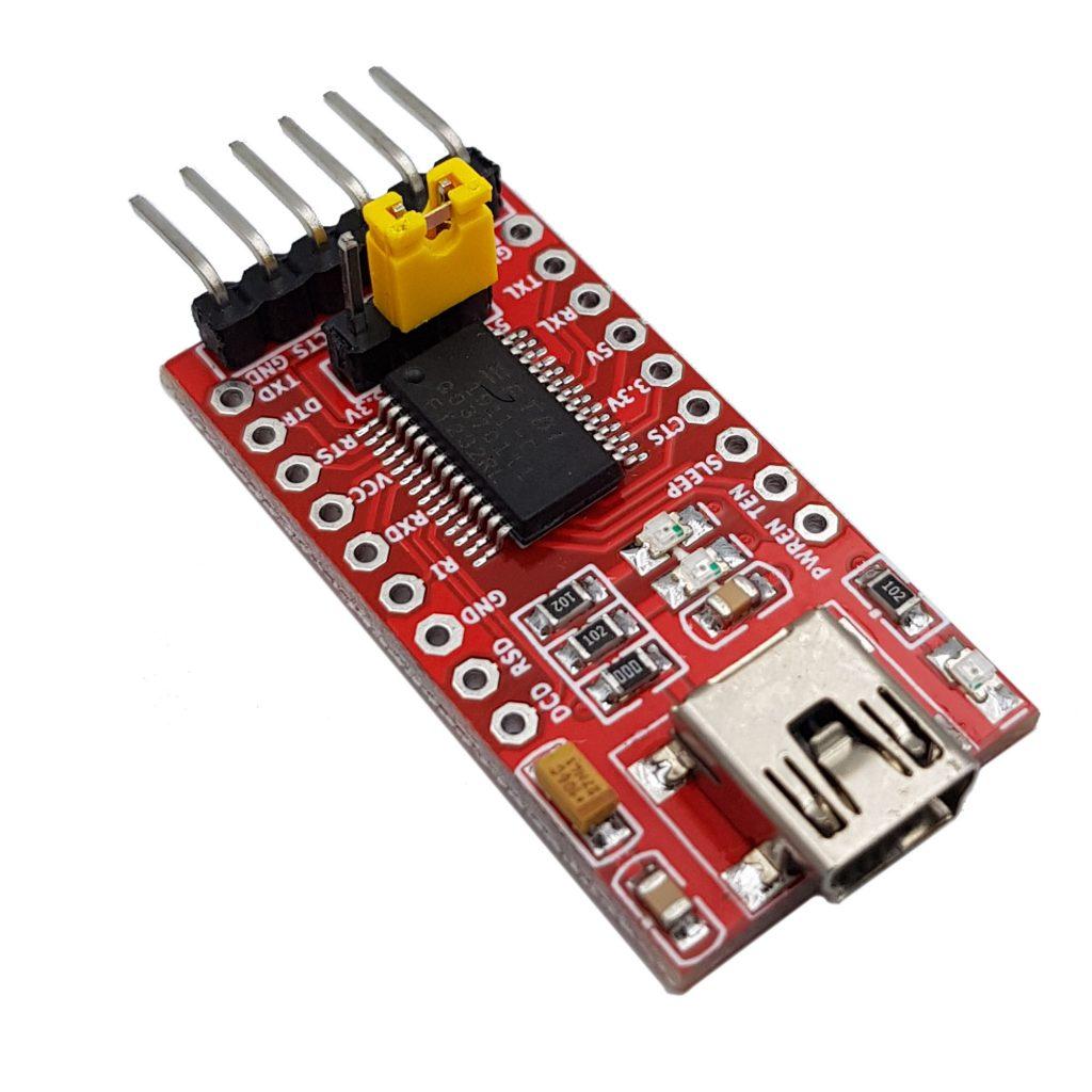 Mạch chuyển USB UART TTL FT232RL