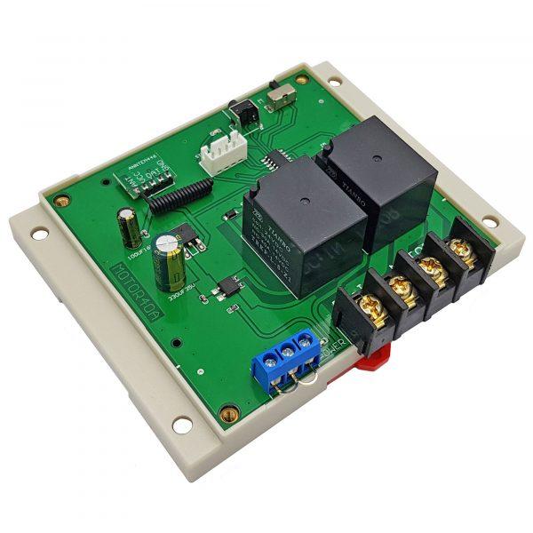 Mạch điều khiển đảo chiều động cơ từ xa 12VDC 24VDC 40A