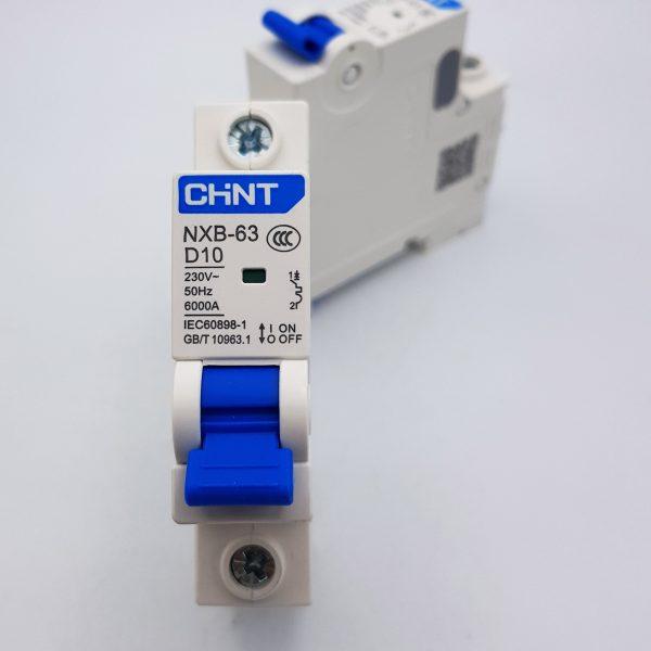 MCB 1P 6kA CHINT NXB-63