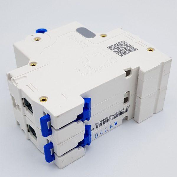 MCB 2P 6kA CHINT NXB-63
