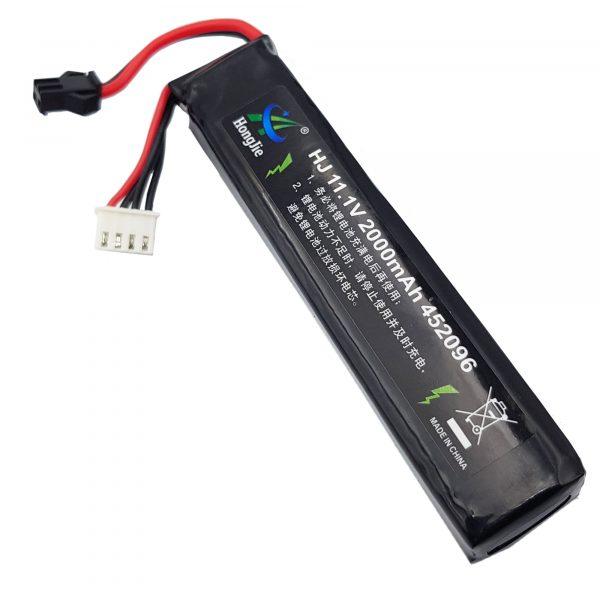 Pin LIPO 11.1V 30C 1800mAh / 2000mAh