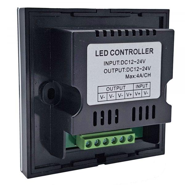 Dimmer cảm ứng điều khiển độ sáng led 12-24VDC TM06