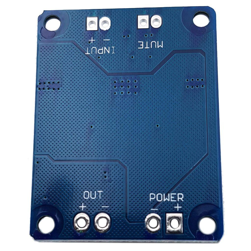 Mạch khuếch đại âm thanh Mono PBTL TPA3118 60W