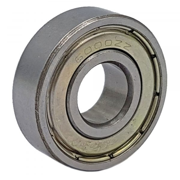 Vòng bi, bạc đạn 6000ZZ 10mm x 26mm x 8mm