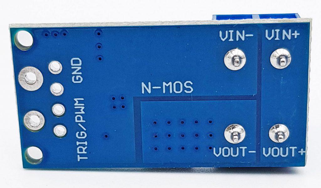 Mạch Công Suất MOSFET D4184 PWM