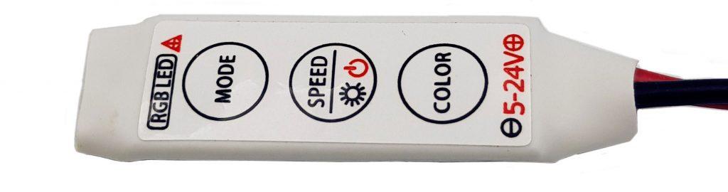 Mạch điều khiển led RGB 5-24VDC