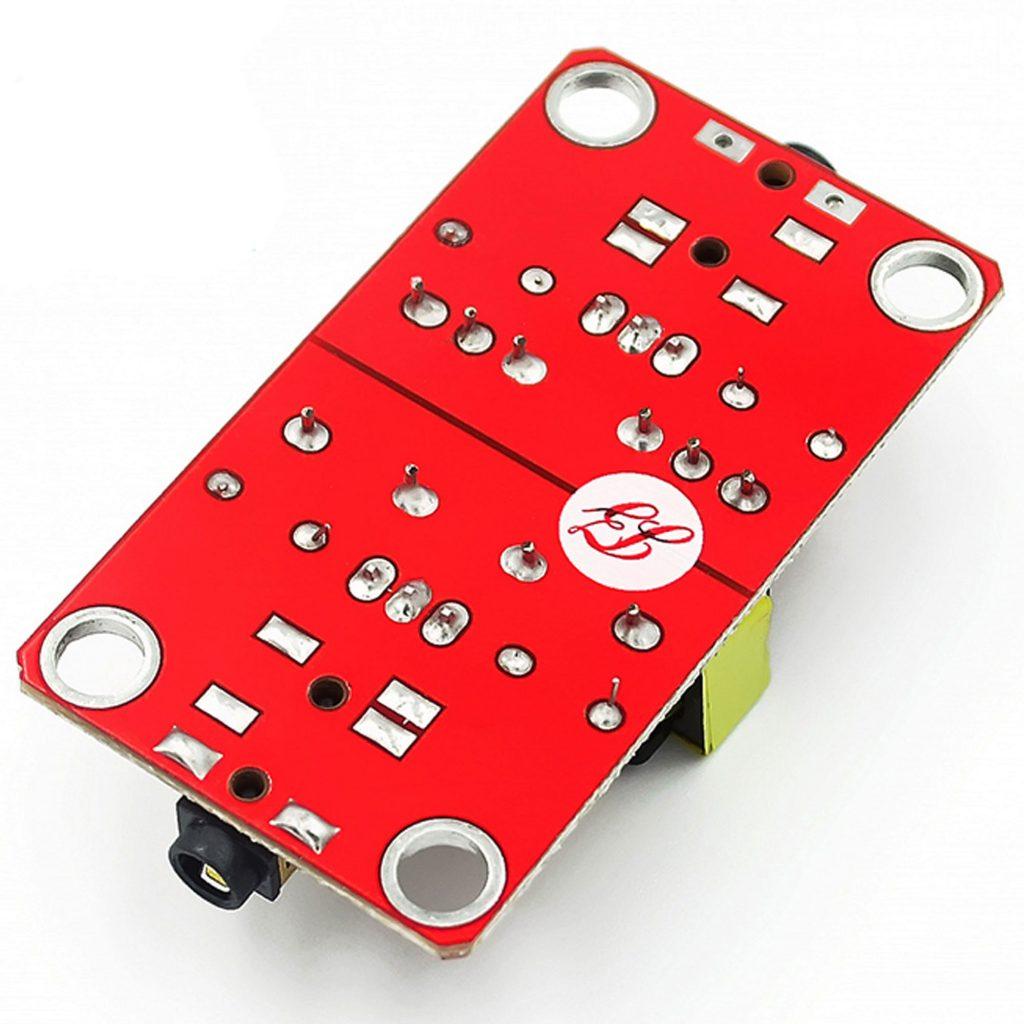 Module lọc nhiễu tín hiệu âm thanh AUX