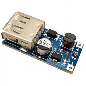 Module ổn áp 5V 600mA USB đầu vào 0.9 - 5v