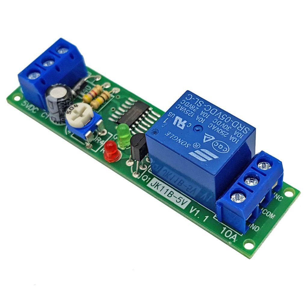 Module tạo trễ 0-10000s JK11B-5VDC
