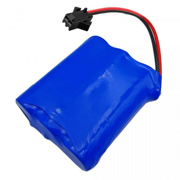 Pin 18650 1S 4.2V 3 cell 7800mAh tích hợp mạch bảo vệ